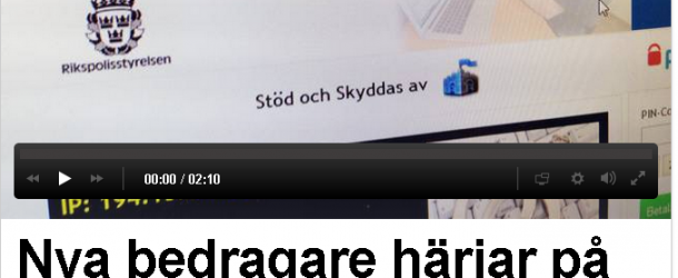 Nya bedragare härjar på nätet – Nyheter | SVT.se