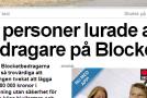 90 personer lurade av bedragare på Blocket | Kvällsposten