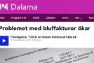 Problemet med bluffakturor ökar – P4 Dalarna | Sveriges Radio